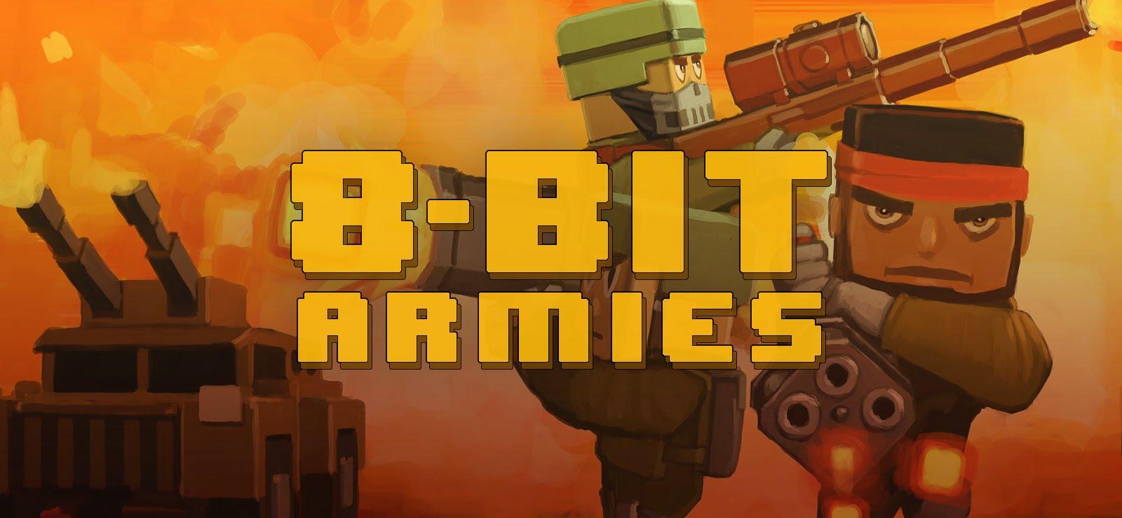 8 Bit Armies : Minecraft Wars