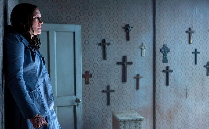 MOVIE MINI REVIEW : critique de Conjuring 2 : Le cas Enfield
