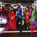 Comic Con Paris 2016 : French Championships of Cosplay
