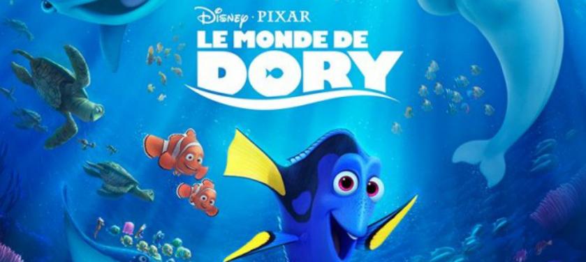 Musique de film : Le Monde de Dory de Thomas Newman