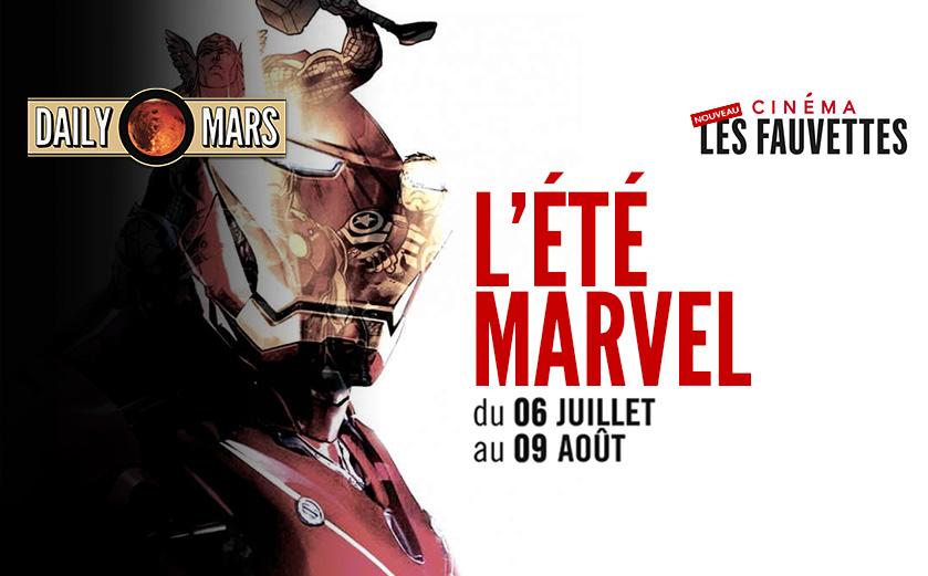 Été Marvel : La programmation de la semaine du 6 au 12 Juillet 2016