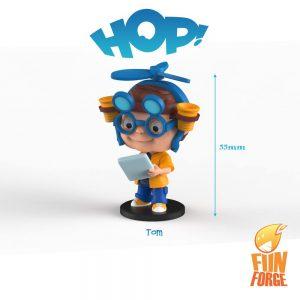 HOP-Tom