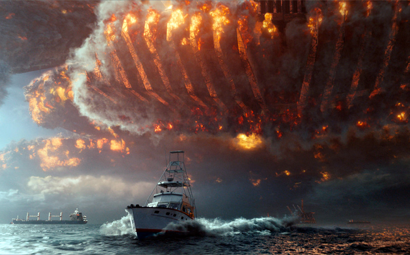 MOVIE MINI REVIEW : critique de Independence Day : Resurgence