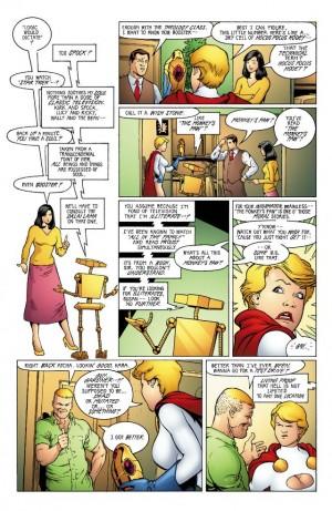 Justice League Univers HS 1 - 4