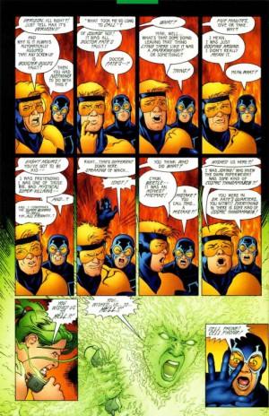 Justice League Univers HS 1 - 6