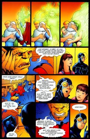 Justice League Univers HS 1 - 8