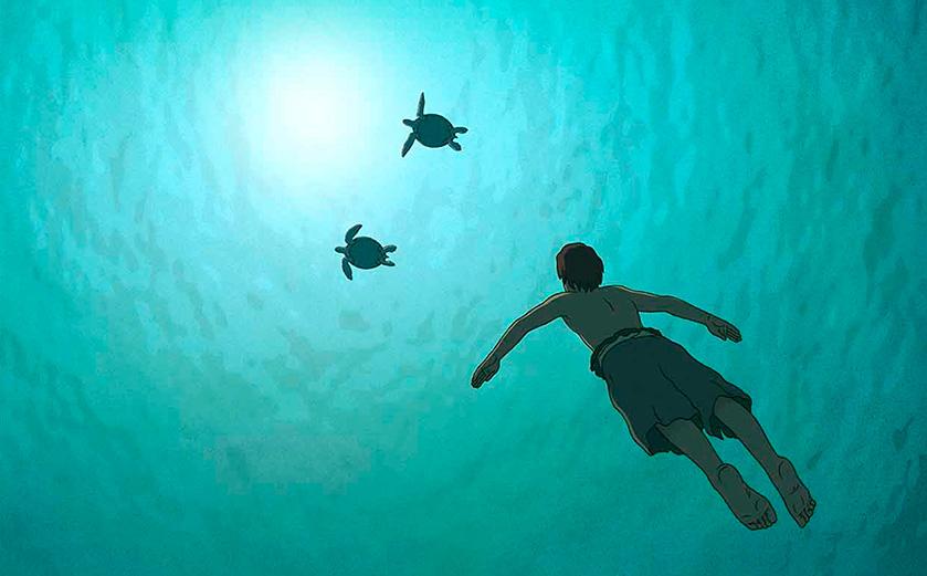 MOVIE MINI REVIEW : critique de La tortue rouge