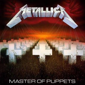 Metallica - Master of Puppets (pochette - 1986)