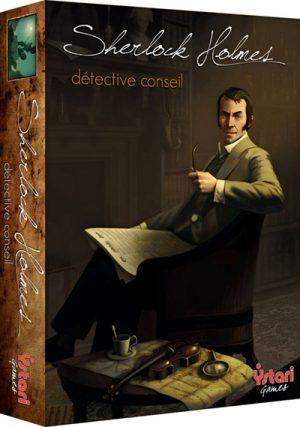 PEL Sherlock Holmes old