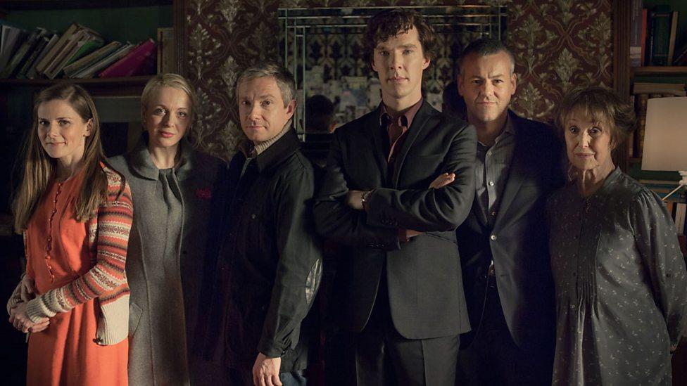 Sherlock au Comic Con 2016 : Fin de la partie !