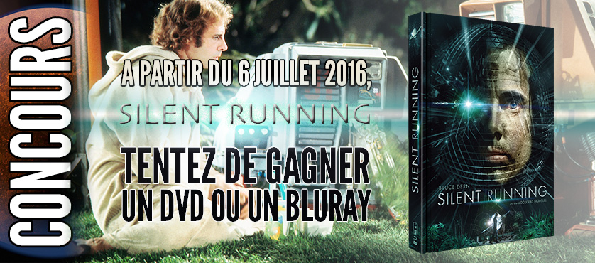 Concours SILENT RUNNING