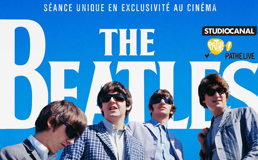 The Beatles remasterisés 4K au cinéma  en exclu le 15/09