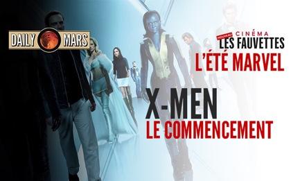 Mutants au shaker, pas à la cuillère : Critique de X-Men : First Class, de Matthew Vaughn