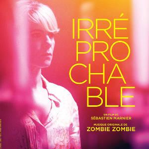 Pochette de la bande originale du film Irréprochable par le groupe Zombie Zombie