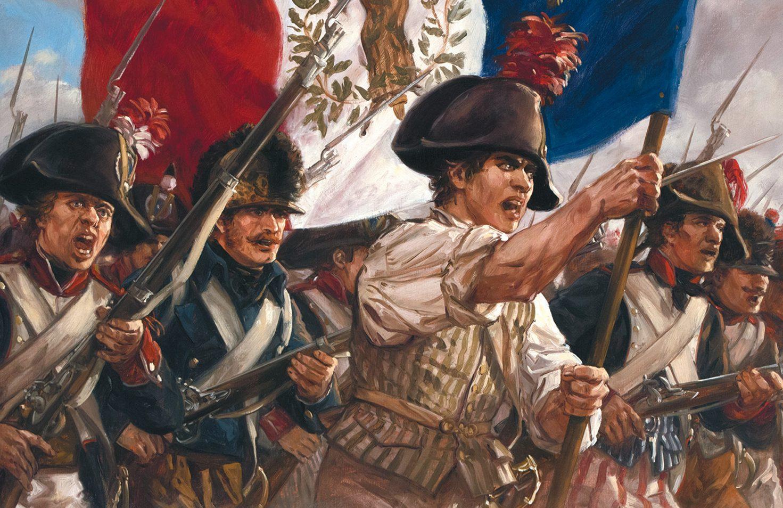On a lu Valmy (septembre 1792) de Gloris, Zarcone et Fogolin
