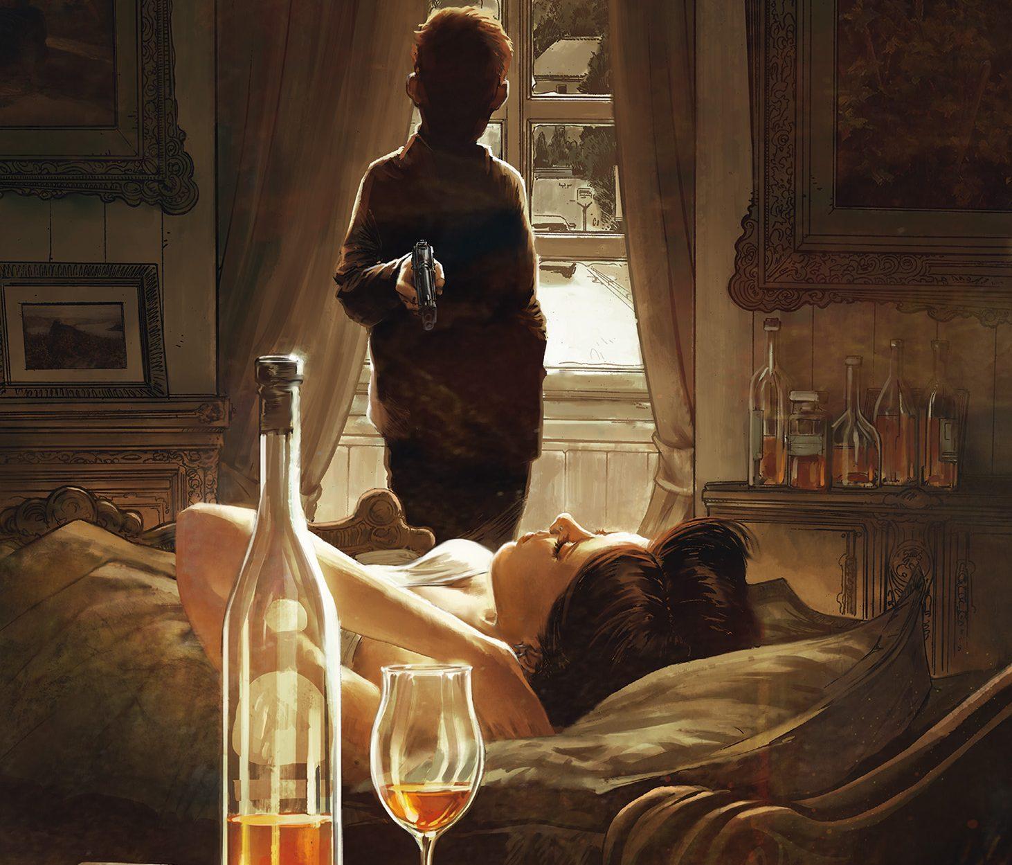On a lu Cognac (T2. Un mort dans l'arène) de Chapuzet, Corbeyran, Brahy
