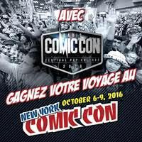 comic con concours
