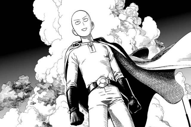 On a lu… One-Punch Man (T. 3) de ONE et Yûsuke Murata