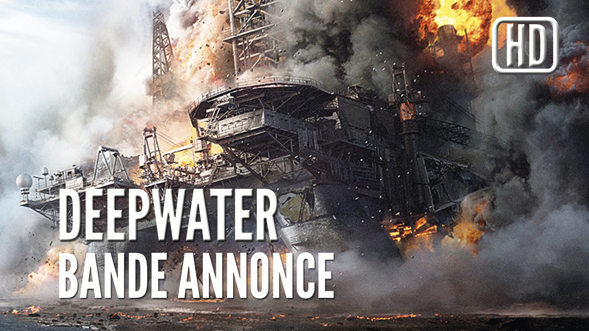 Deepwater de Peter Berg, La Bande-Annonce