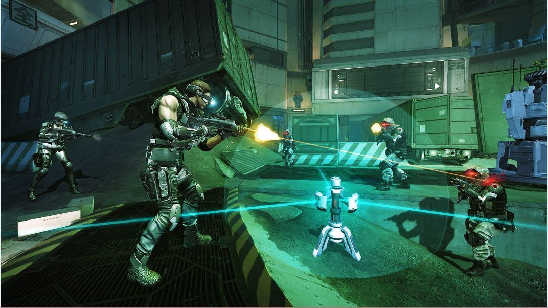 La beta ouverte free-to-play de Ghost in the Shell : First Assault est lancée
