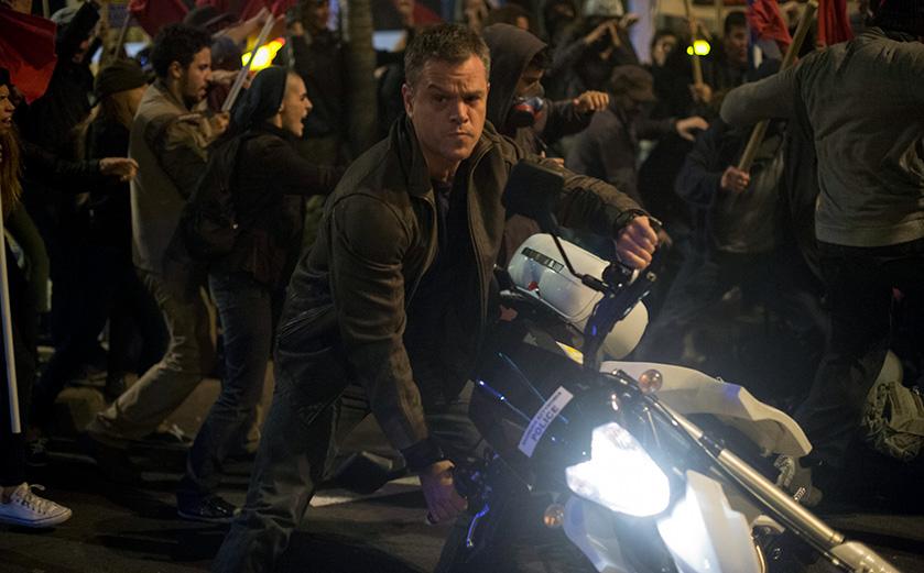 MOVIE MINI REVIEW : critique de Jason Bourne