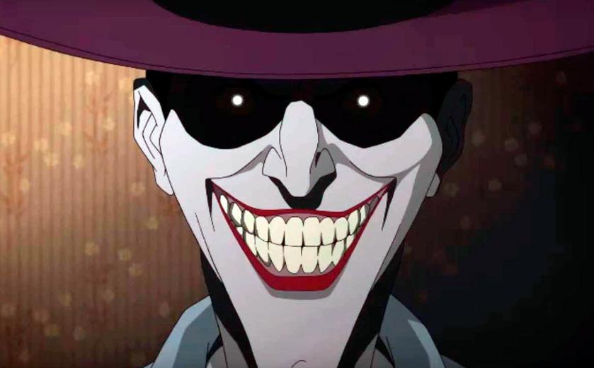 MOVIE MINI REVIEW : critique de Batman : The Killing Joke