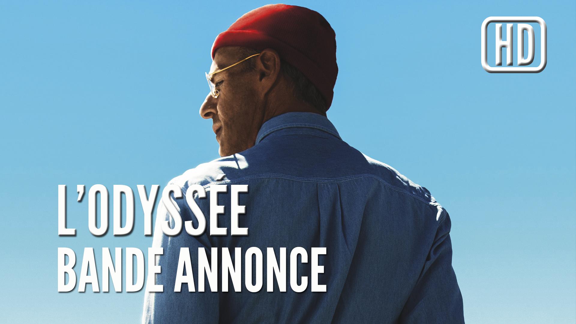 L'Odyssée, Le Teaser