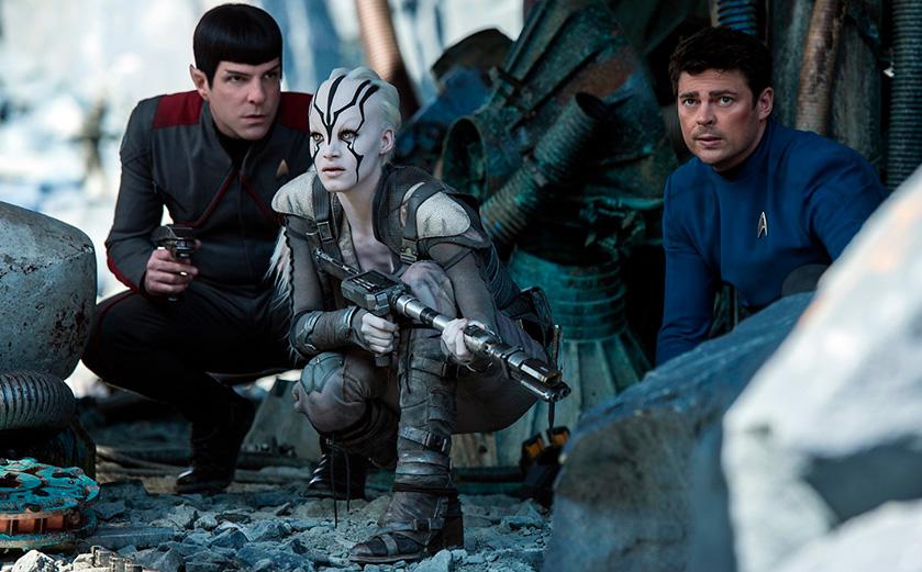 MOVIE MINI REVIEW : critique de Star Trek : Sans Limites