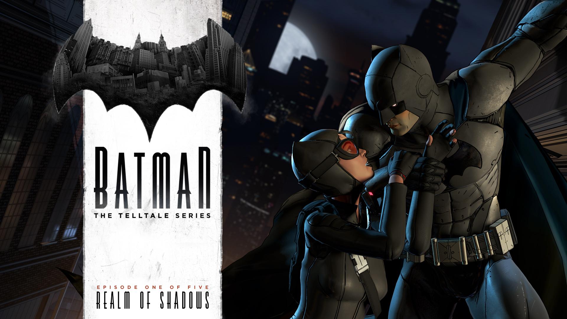 Telltale enfile la cape : Batman, Le Royaume des Ombres