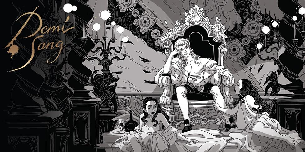 On a lu… Demi-Sang d'Hubert et Gatignol