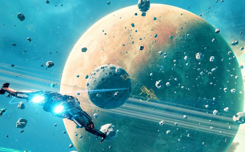 Everspace : premières sorties spatiales sur la bêta