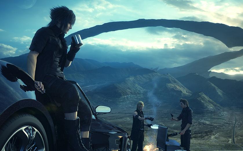 Final Fantasy XV : sortie repoussée