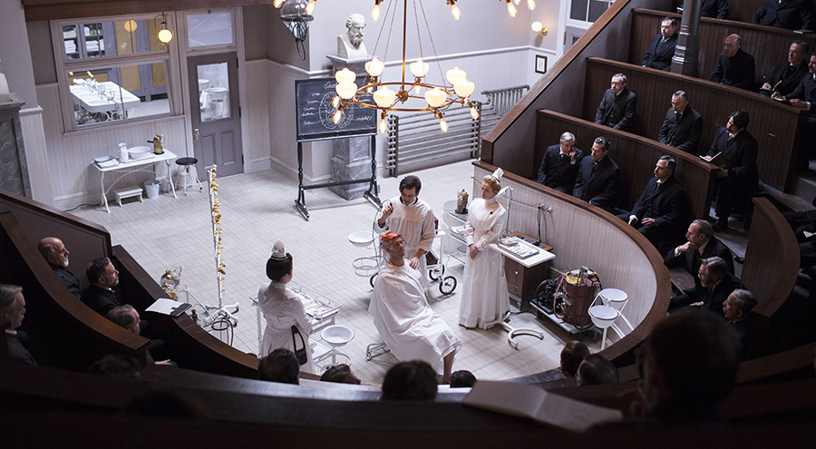 Souligner la démarche scientifique par l'expérimentation (The Knick 1/3 – Cinemax & OCS)