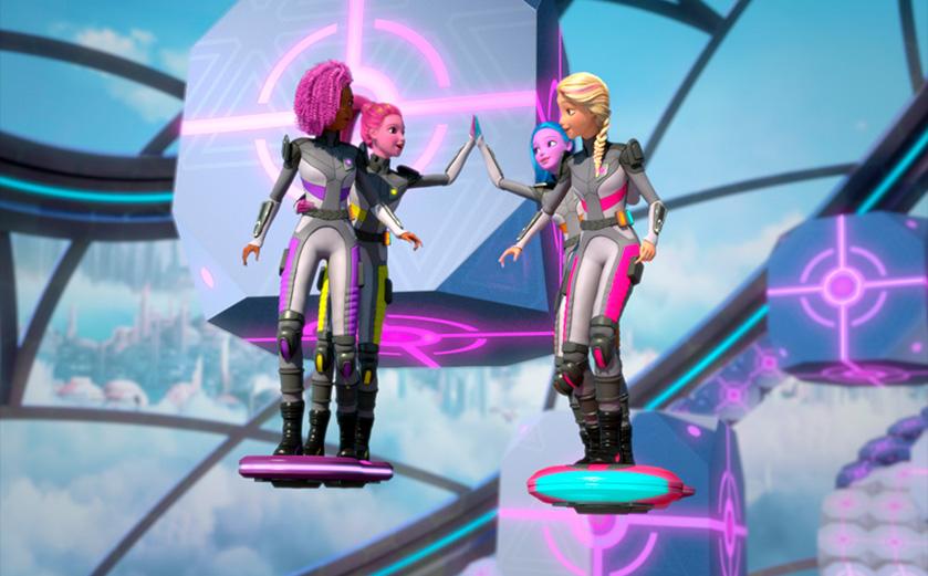 MOVIE MINI REVIEW : critique de Barbie – Aventure dans les étoiles