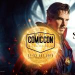 Avant-première de Doctor Strange à Comic Con Paris 2016