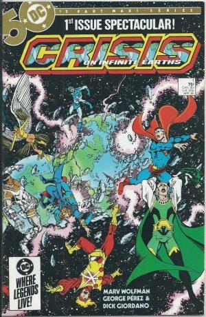 Crisis on Infinite Earths - 3