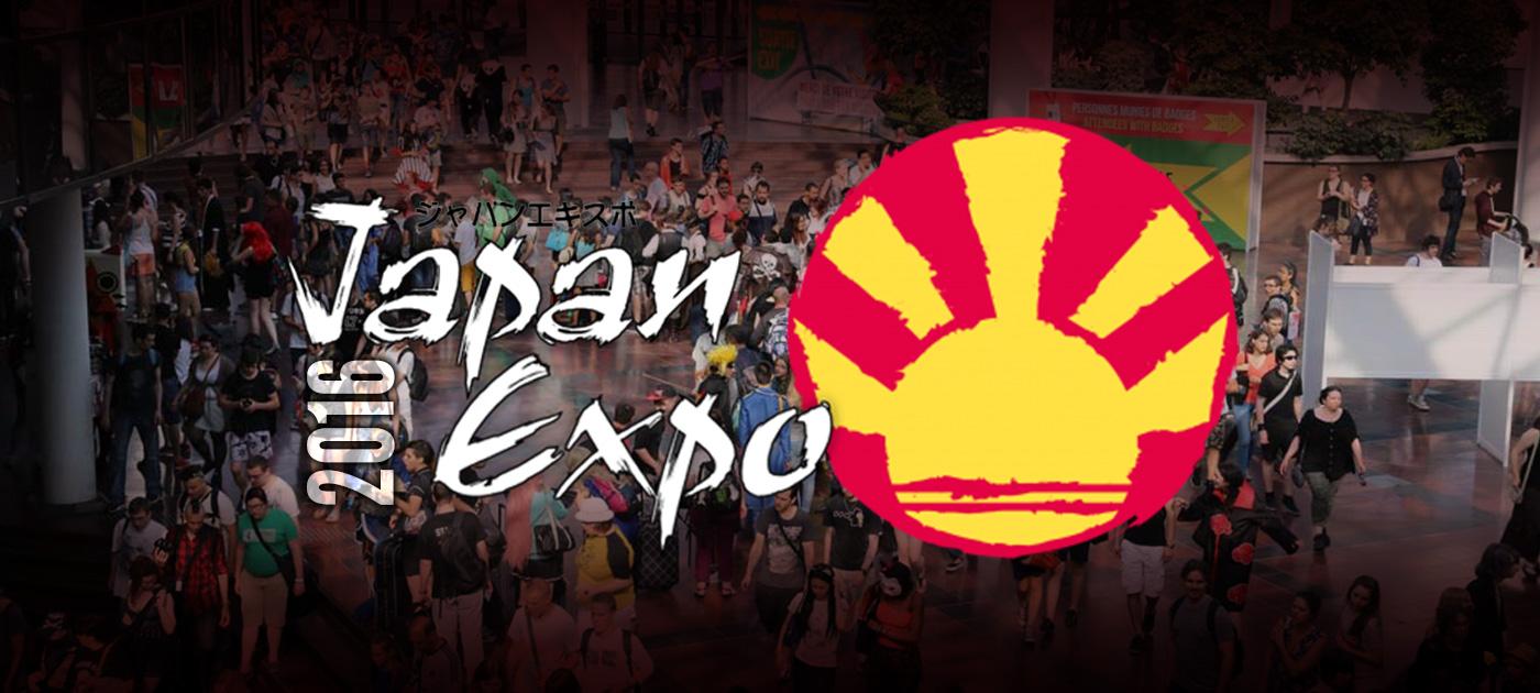 [Japan Expo 2016] Interview de Guillaume Lapeyre et Sylvain Dos Santos