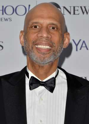 WASHINGTON, DC - MAY 03: Kareem Abdul-Jabbar attends the Yahoo News/ABCNews Pre-White House Correspondents' dinner reception pre-party at Washington Hilton on May 3, 2014 in Washington, DC. (Photo by Andrew H. Walker/Getty Images for Yahoo News)