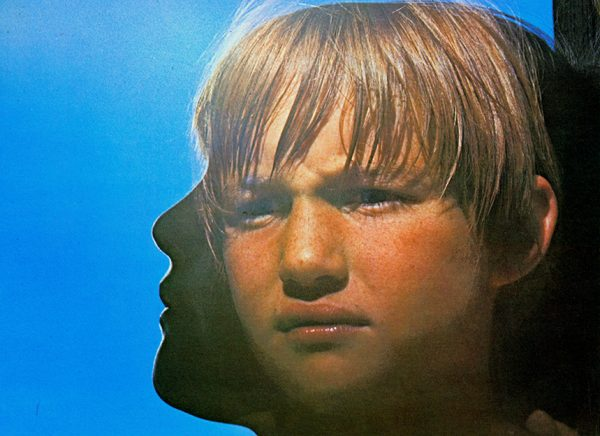 The Other (1972) directed by Robert Mulligan shown: Chris / Martin Udvarnoky