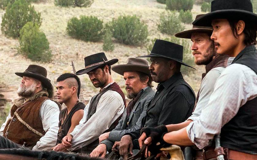 MOVIE MINI REVIEW : critique de Les Sept Mercenaires