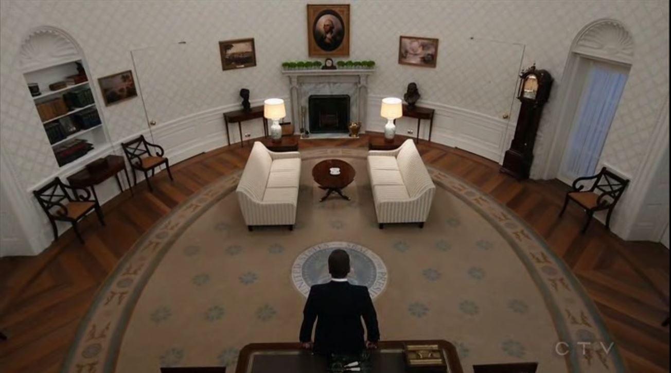 Designated Survivor : Jack Bauer président ?