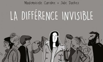 On a lu… La différence invisible de Julie Dachez et Mademoiselle Caroline