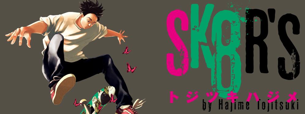 On a lu… Sk8r's (T. 1) de Hajime Tojitsuki