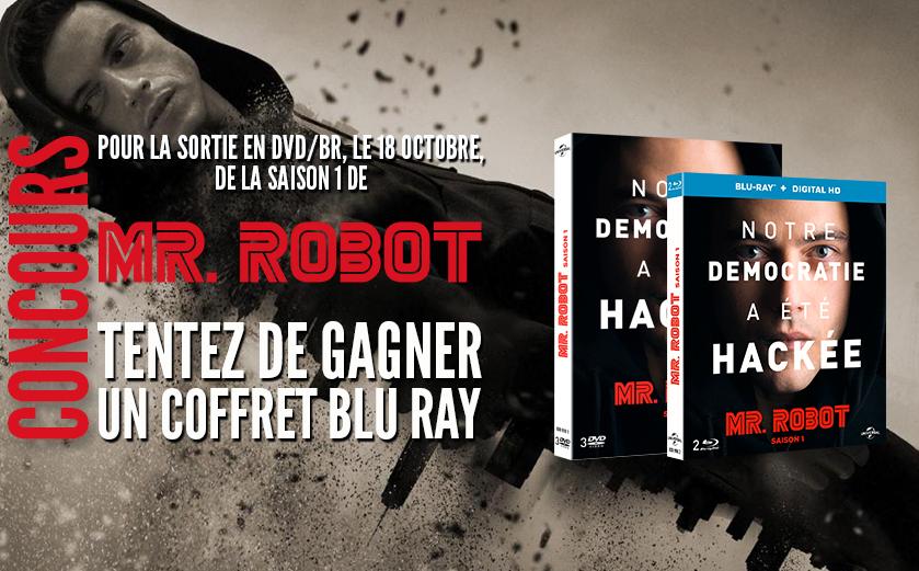 Concours Mr. Robot, Saison 1