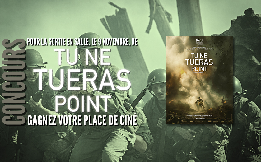 Concours Tu Ne Tueras Point