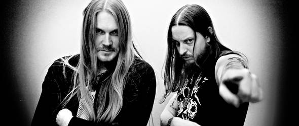 Darkthrone (Nocturno Culto & Fenriz) © 2016, Peaceville Records