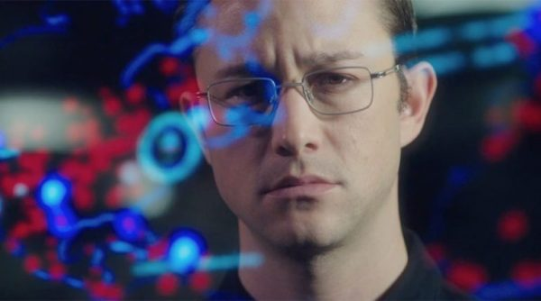 Joseph Gordon-Levitt est Edward Snowden