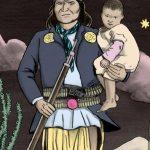 On a lu… Geronimo, mémoire d'un résistant apache de Lisa Lugrin et Clément Xavier