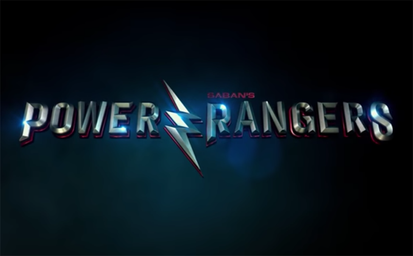 1ère bande-annonce pour le film Power Rangers