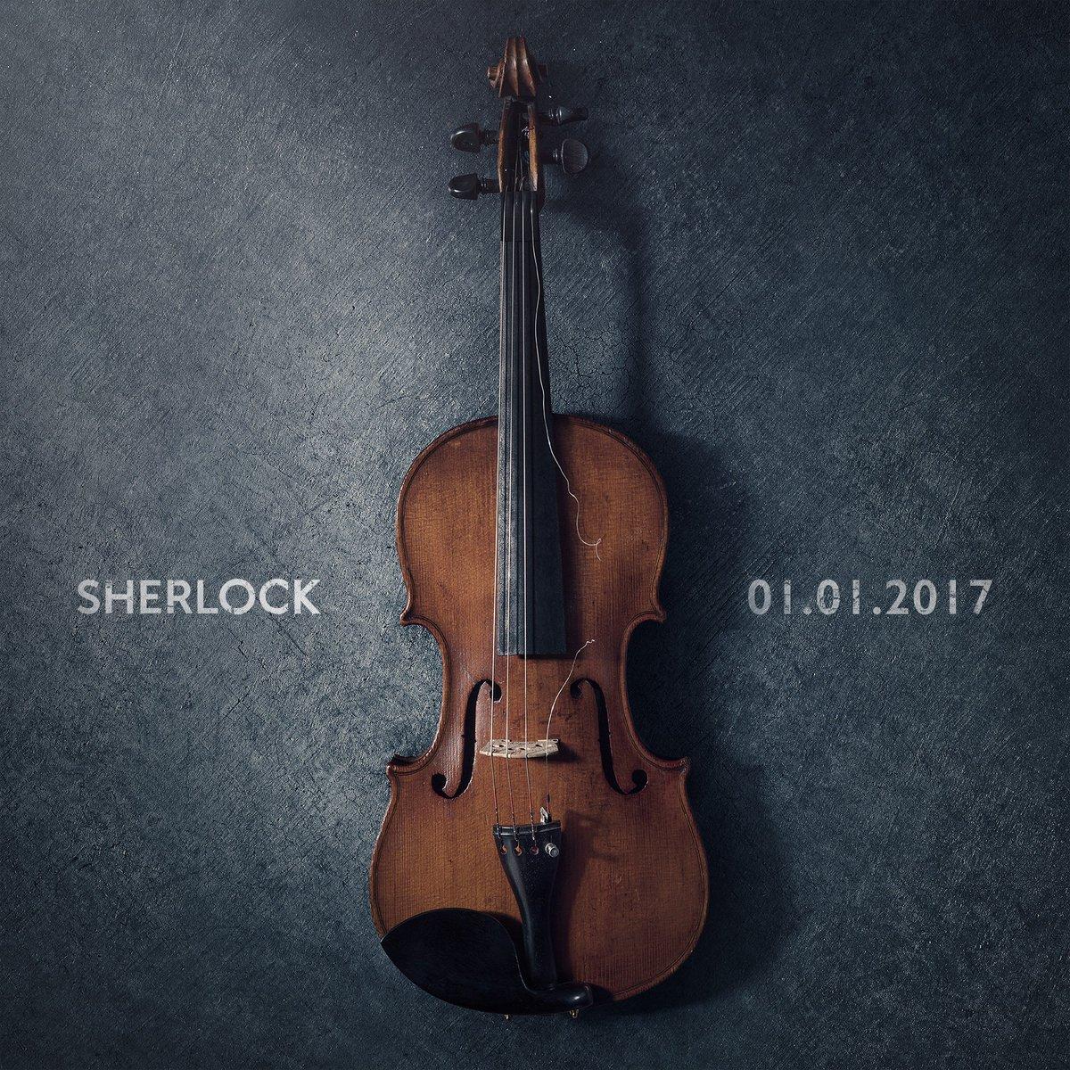Sherlock et le violon de mauvais augure